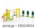 保育 保育園 幼稚園 子供 園児 58020634