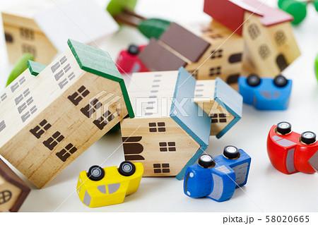 地震 震災 災害 保険 地震保険 被災 58020665