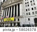 アメリカ ニューヨーク ウォール街 58026378
