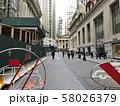 アメリカ ニューヨーク ウォール街 58026379