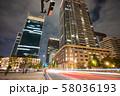 東京の観光スポット 東京駅 丸の内 58036193