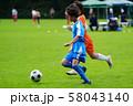 サッカー フットボール 58043140