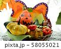 秋の実りの収穫祭 58055021
