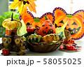 秋の実りの収穫祭 58055025