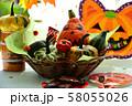 秋の実りの収穫祭 58055026