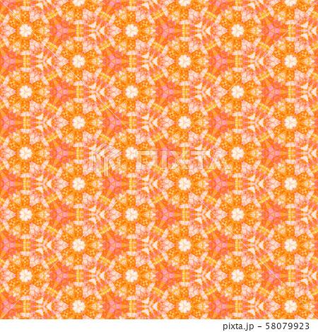幾何学模様 58079923