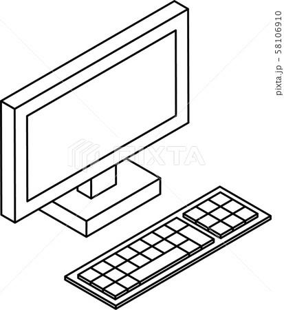 パソコン 58106910