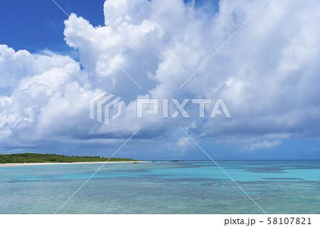 【波照間島】 波照間ブルー テトラポッド 58107821