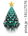 Christmas gem tree 58117576