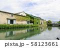 小樽運河 58123661