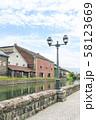 小樽運河 58123669