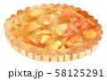 アップルパイ 58125291