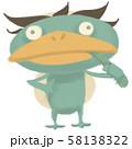 カッパ 58138322