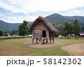 国史跡 平出遺跡公園 高床式倉庫 58142302