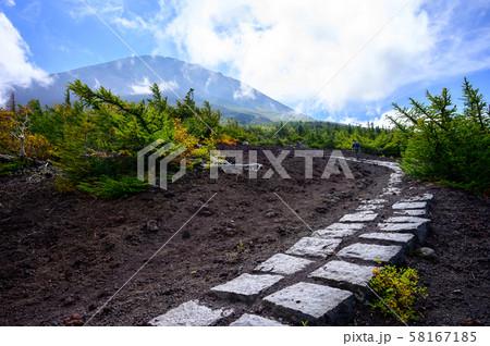 富士山の御中道のイメージ 58167185