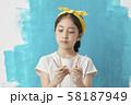 子供 ライフスタイル 絵描き 58187949