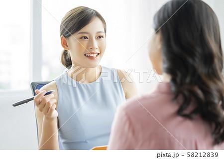 女性 ビジネス 58212839