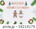 クリスマス xマス xマス 58219179