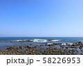 磯崎海岸 茨城県ひたちなか市 58226953