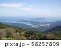 朝熊山から見た鳥羽湾 58257809