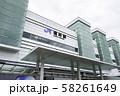 JR福井駅 西口 福井県福井市 58261649