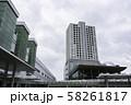 JR福井駅 西口 ハピリン 福井県福井市 58261817