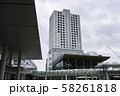 JR福井駅 西口 ハピリン 福井県福井市 58261818