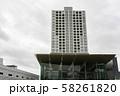 JR福井駅 西口 ハピリン 福井県福井市 58261820