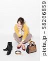 女性 ファッション ポートレート 58266859