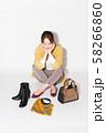 女性 ファッション ポートレート 58266860
