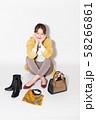 女性 ファッション ポートレート 58266861