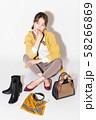 女性 ファッション ポートレート 58266869