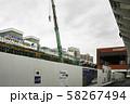JR福井駅 北陸新幹線延伸 新幹線ホーム建設 福井県福井市 58267494