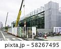 JR福井駅 北陸新幹線延伸 新幹線ホーム建設 福井県福井市 58267495
