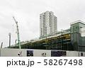 JR福井駅 北陸新幹線延伸 新幹線ホーム建設 福井県福井市 58267498