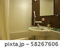 ビジネスホテル ユニットバス 洗面台 富山県高岡市 58267606