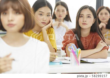 キャンパスライフ 授業 58299157