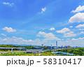 大阪モノレール 万博記念公園駅付近  58310417