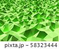 抽象的な背景 三角形  58323444