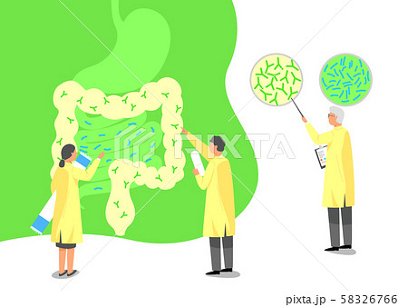 Medical science concept, health care and examination for various diseases illustration 010 58326766