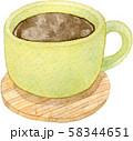 コーヒー 58344651