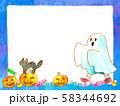 かぼちゃとおばけ01 58344692
