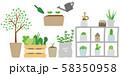 園芸やガーデニンググッズのセット 58350958