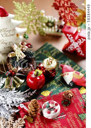 クリスマスイメージ 58384449