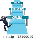 Concept of crisis and recession and challenges 58399015