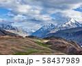 Small lake in Himalayas 58437989