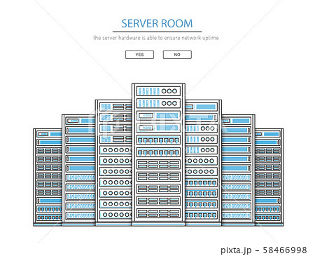 server room and data center 58466998