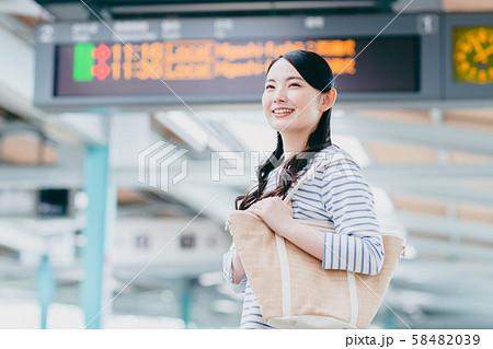 駅 撮影協力「京王電鉄株式会社」 58482039