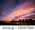 新潟の夕景 58487880