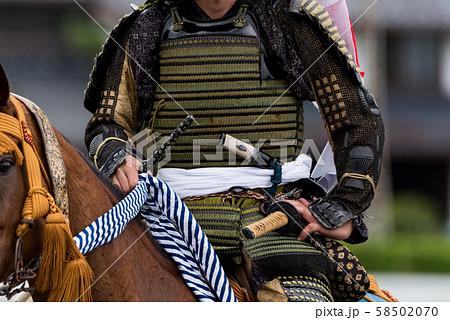 騎馬武者 58502070